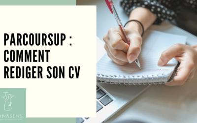 Parcoursup : Comment rédiger son CV